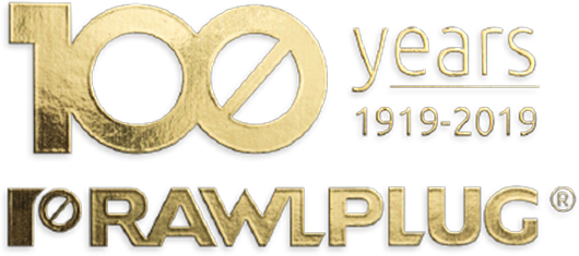 100 years of rawlplug